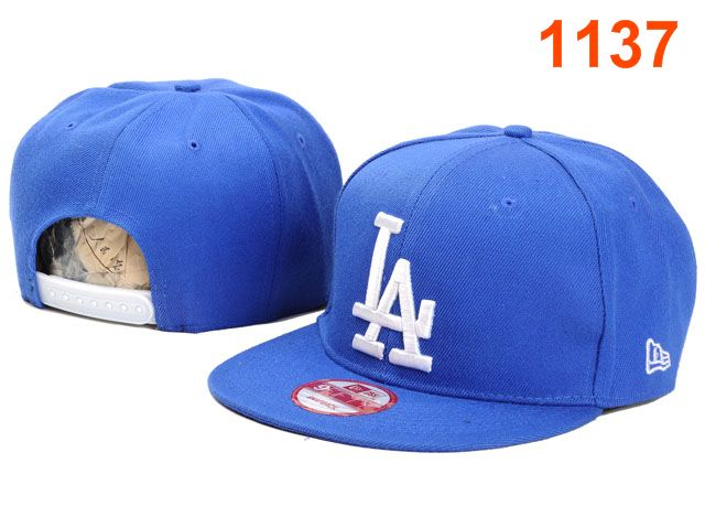 Los Angeles Dodgers MLB Snapback Hat PT008