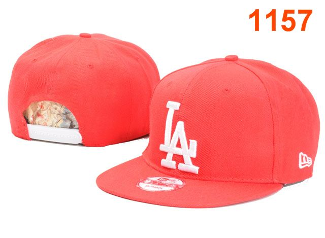 Los Angeles Dodgers MLB Snapback Hat PT024