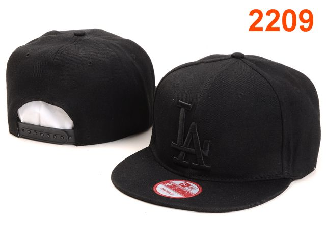 Los Angeles Dodgers MLB Snapback Hat PT051