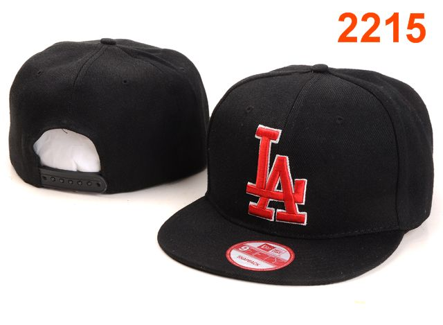 Los Angeles Dodgers MLB Snapback Hat PT056
