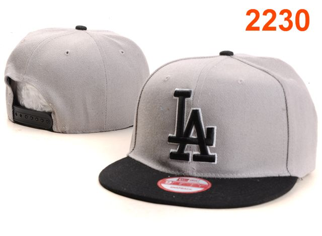 Los Angeles Dodgers MLB Snapback Hat PT070