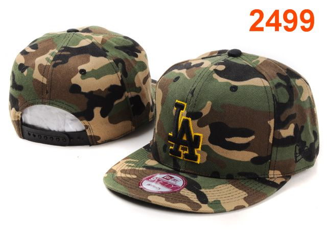 Los Angeles Dodgers MLB Snapback Hat PT110