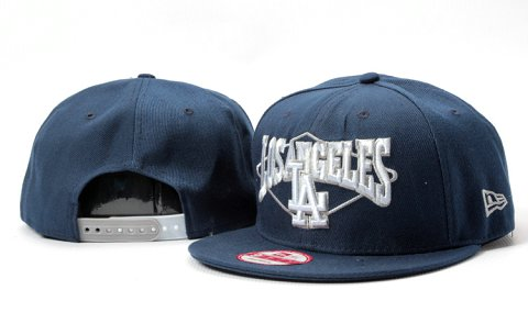 Los Angeles Dodgers MLB Snapback Hat YX049