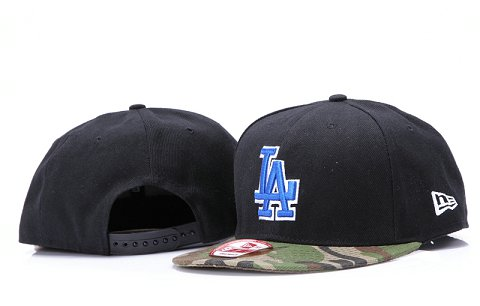 Los Angeles Dodgers MLB Snapback Hat YX055