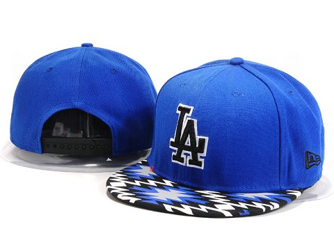Los Angeles Dodgers MLB Snapback Hat YX086