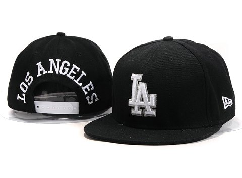 Los Angeles Dodgers MLB Snapback Hat YX091