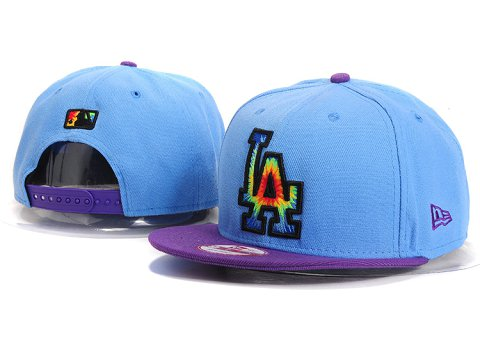 Los Angeles Dodgers MLB Snapback Hat YX120