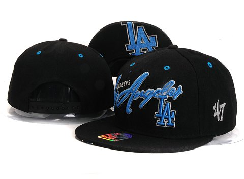 Los Angeles Dodgers MLB Snapback Hat YX138