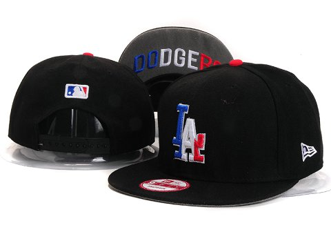 Los Angeles Dodgers MLB Snapback Hat YX139