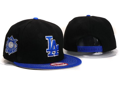 Los Angeles Dodgers MLB Snapback Hat YX155