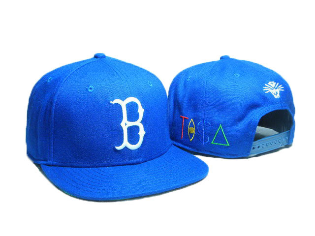 Los Angeles Dodgers TISA Snapback Hat DD38