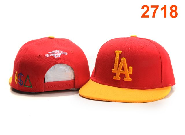 Los Angeles Dodgers TISA Snapback Hat PT25