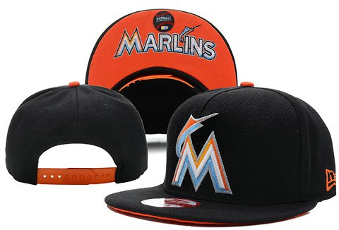 Miami Marlins MLB Snapback Hat XDF17