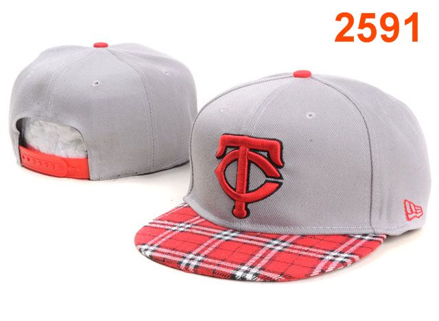 Minnesota Twins MLB Snapback Hat PT123
