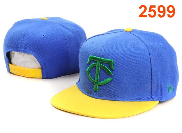 Minnesota Twins MLB Snapback Hat PT131