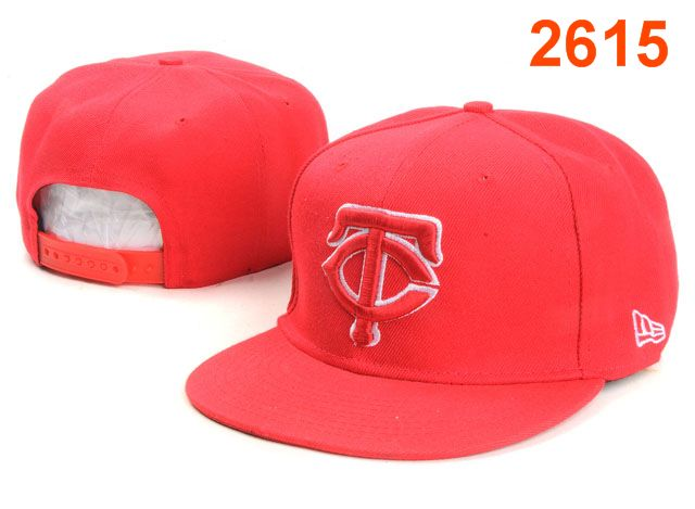 Minnesota Twins MLB Snapback Hat PT146
