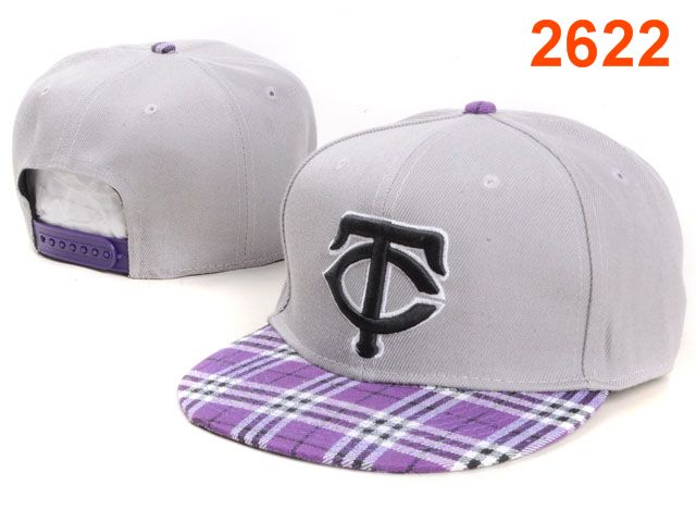 Minnesota Twins MLB Snapback Hat PT152