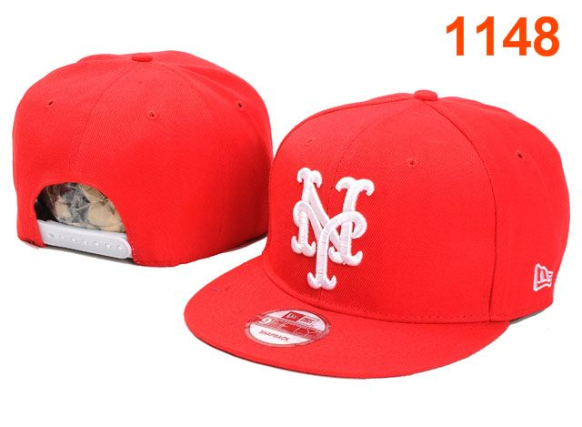 New York Mets MLB Snapback Hat PT018
