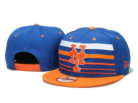 New York Mets MLB Snapback Hat YX025