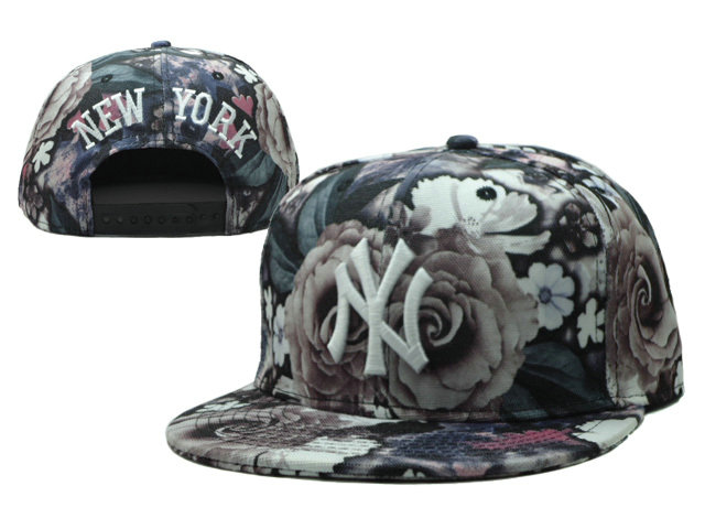 New York Yankees Snapback Hat SF 2 0528