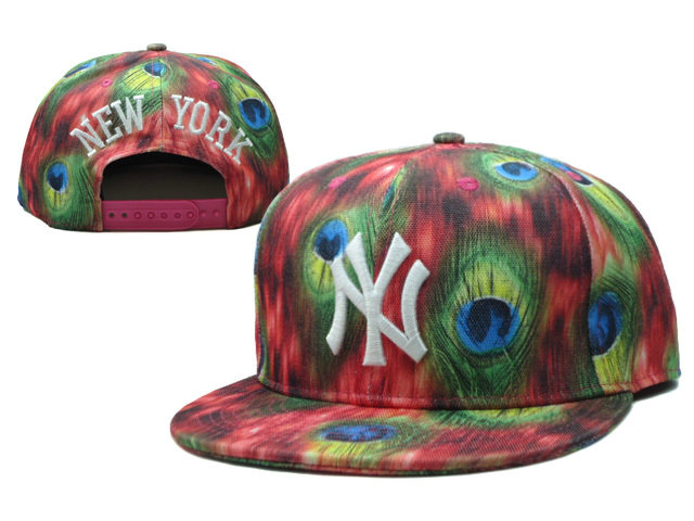 New York Yankees Snapback Hat SF 3 0528