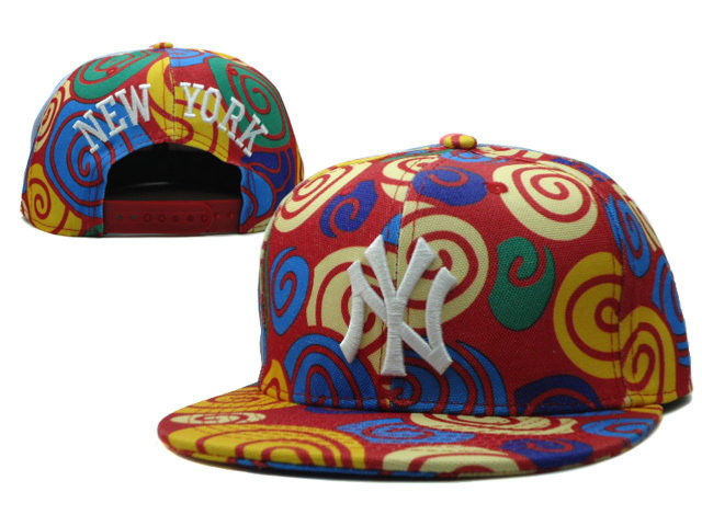 New York Yankees Snapback Hat SF 0528