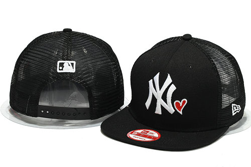 New York Yankees Mesh Snapback Hat YS 1 0701