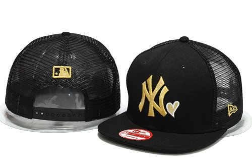 New York Yankees Mesh Snapback Hat YS 0701