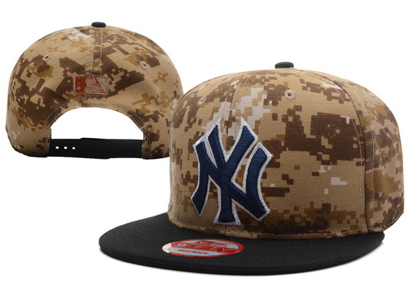 New York Yankees Snapback Hat XDF 0701