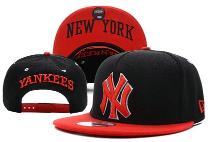 New York Yankees Snapback Hat TY 080214