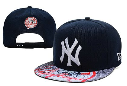 New York Yankees Snapback Hat XDF 14082 05
