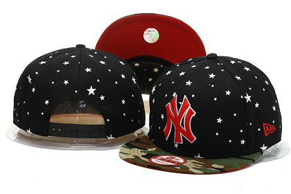 New York Yankees Snapback Hat YS M 140802 11