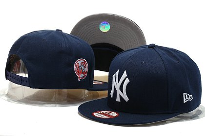 New York Yankees Snapback Hat YS M 140802 20