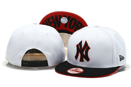 New York Yankees Snapback Hat YS M 140802 25