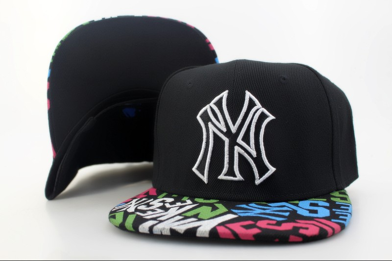 New York Yankees Snapback Hat QH 112