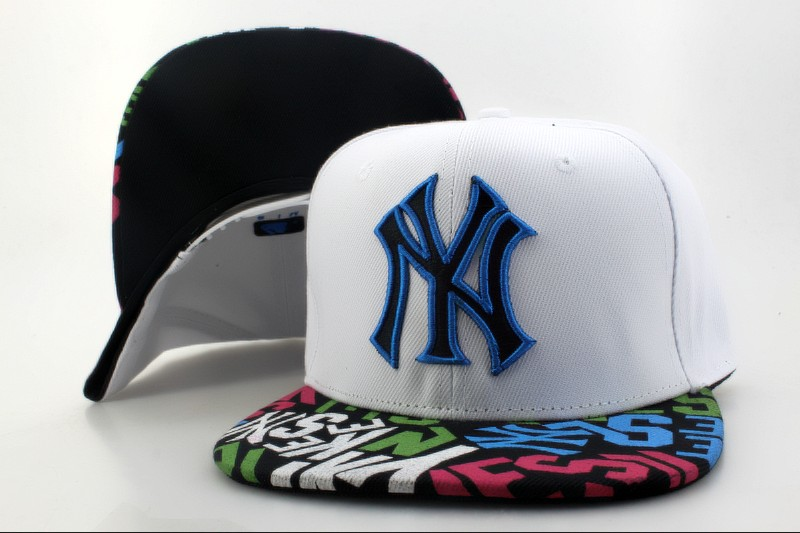 New York Yankees Snapback Hat QH 113