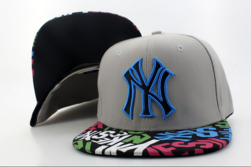 New York Yankees Snapback Hat QH 114