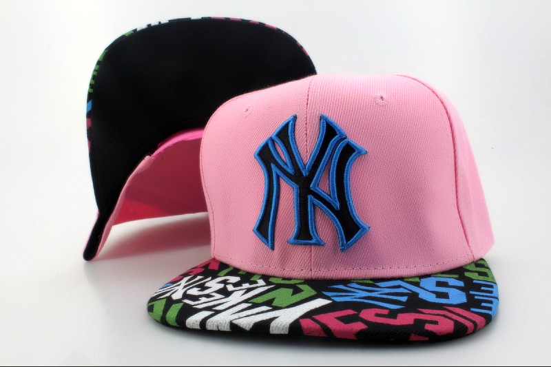 New York Yankees Snapback Hat QH 116