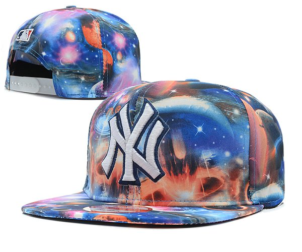 New York Yankees Snapback Hat SD 7601