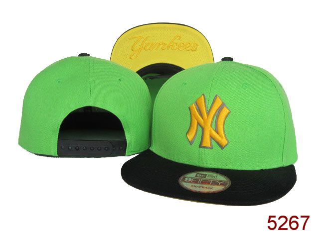 New York Yankees Snapback Hat SG 3876