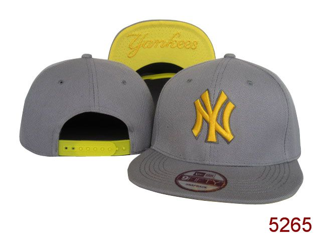 New York Yankees Snapback Hat SG 3878