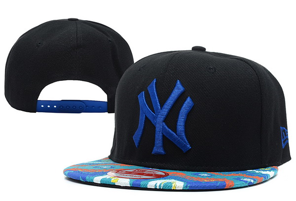 New York Yankees Snapback Hat XDF 207