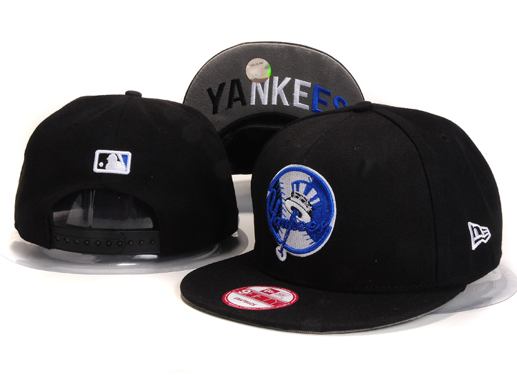 New York Yankees Snapback Hat YS 7619