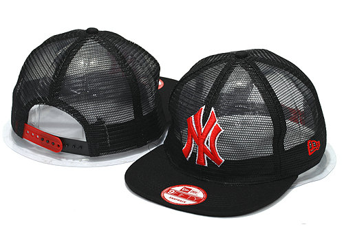 New York Yankees Mesh Snapback Hat YS1 0512