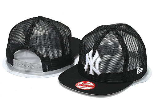 New York Yankees Mesh Snapback Hat YS2 0512