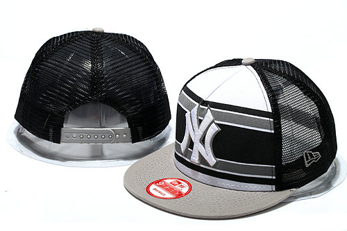 New York Yankees Mesh Snapback Hat YS4 0512