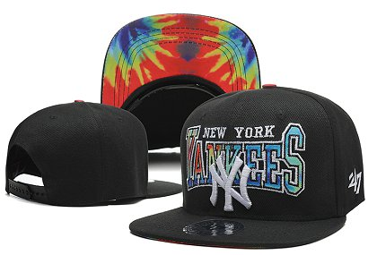 New York Yankees Hat DF 150306 22