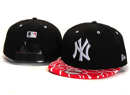 New York Yankees New Snapback Hat YS 4A05