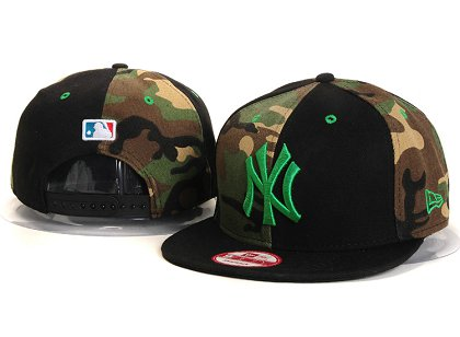 New York Yankees New Type Snapback Hat YS 87J02