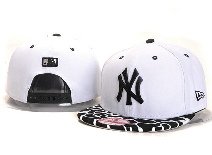 New York Yankees New Type Snapback Hat YS9T01